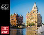 Custom Galleria Wall Calendar 2019 Scenes Of New York (Low Price )