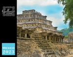 Custom Galleria Wall Calendar 2018 Scenes Of Mexico (Low Price )