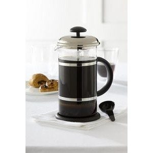 Coffee Press 34 oz borosilicate glass Trudeau Maison