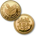 Custom U.S. Coast Guard Victory Coin