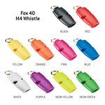 Custom Fox 40 M4 Pealess Whistle