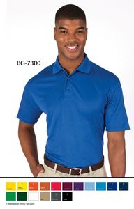 Custom Men's Value Wicking Polo Shirt