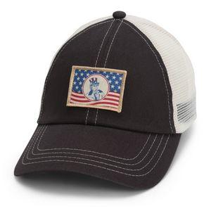 Caps 101 Mesh Back Cap