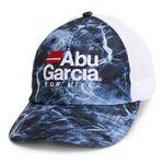 Custom Washed Camo Mesh Back Cap