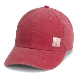 Pigment Washed Cap