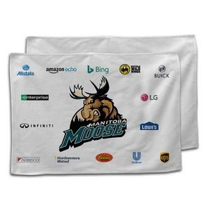 Sponsorship Rally Towel, 12x18, Sublimated or Blank