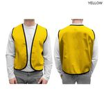 Custom 7.5 Oz. Twill Supermarket Vest (Blank)