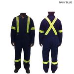 Custom Coverall Reflective Tape (Blank)