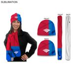 Custom Adult Fleece Set, Sublimated or Blank