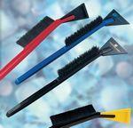 Custom Deluxe Snow Brush w/ 4