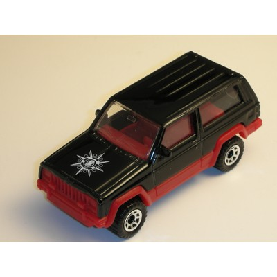 Matchbox Jeep Cherokee