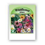 Custom Promotional Custom Seed Packet- Wildflower Mixture