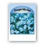 Custom Promotional Custom Seed Packet- Forget Me Not