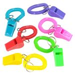 Custom Bracelet Whistle Keychain