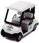 Custom Golf Cart Metal Replica