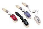 Custom Mini Optical Mouse W/ USB Port (3