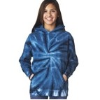 Gildan� Youth Tie-Dye Hooded Sweatshirt