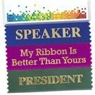 Custom In-Stock Stack-a-Ribbon Award (4