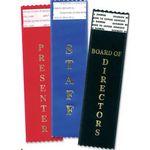 Custom Tail Ribbon Award (1 5/8