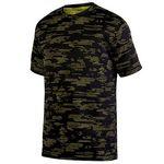 Custom Adult Sleet Wicking Tee Shirt