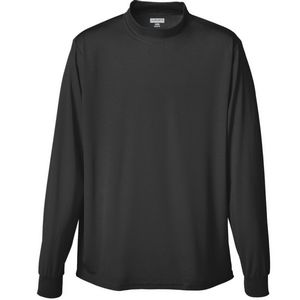 Custom Youth Wicking Mock Turtleneck