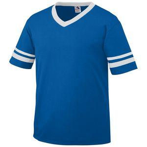 Custom Youth Sleeve Stripe Jersey Shirt