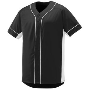 Custom Adult Slugger Jersey Shirt