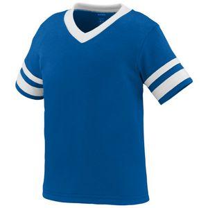 Custom Toddler Sleeve Stripe Jersey Shirt