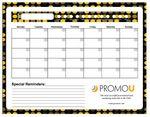 Custom Magnetic Dry Erase Calendar (11