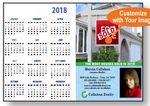 Custom Custom Magnetic Calendar
