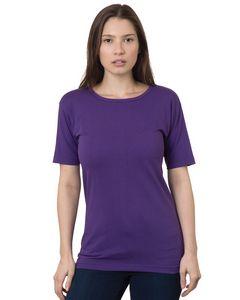 Custom Misses Bayside Scoop Neck T-Shirt