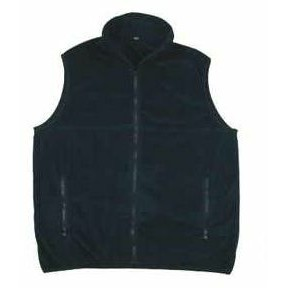 Polar-Fleece Zippered Vest