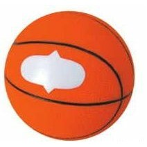 Rubber Basketball (Big Size)