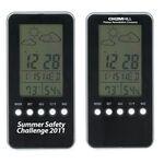Custom Digital Weather Station w/ Alarm Clock