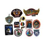 Custom Embroidered Patches w/ 30 percent Coverage (2