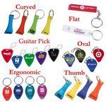Custom Lottery Ticket Scraper Key Ring