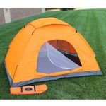 Custom 2-Person Camping Tent