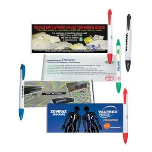 Banner Message Pen - Laminated Paper