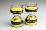 Custom Hourglass Sandvertiser Logo Sand Sifter Paperweight Stress Reliever