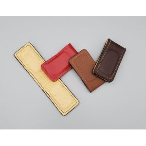 Business Leather Magnetic Money Clip