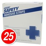 Custom Adhesive Strips 1
