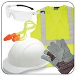 Custom L3 New Hire Kit Cap Style Class 2 Clear w/ X-Large Safety Vest