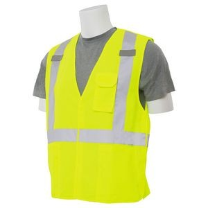 Aware Wear® S360 ANSI Class 2 Breakaway Woven Oxford Safety Vest
