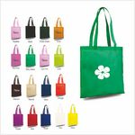 Custom Q-Tees Tote Bag (Colors)