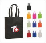 Custom Q-Tees Tote Bag (Colors)