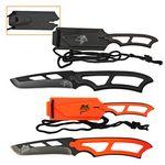 Custom Lightweight Emergency Neck Knife W/ Whistle