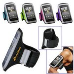 Custom Universal Sport Armband with Small Size Cellphone Pouch