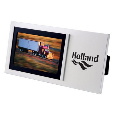 Wide Border Metal Picture Frame