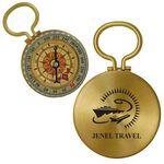 Custom Handy Brass Compass