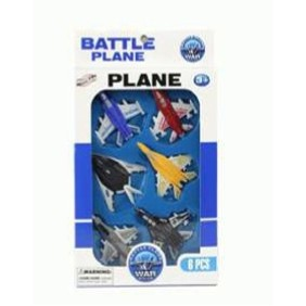 F/W Battle Plane (6 Piece)
